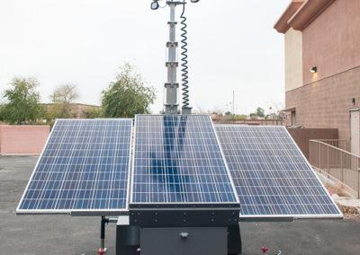 solar light tower 915